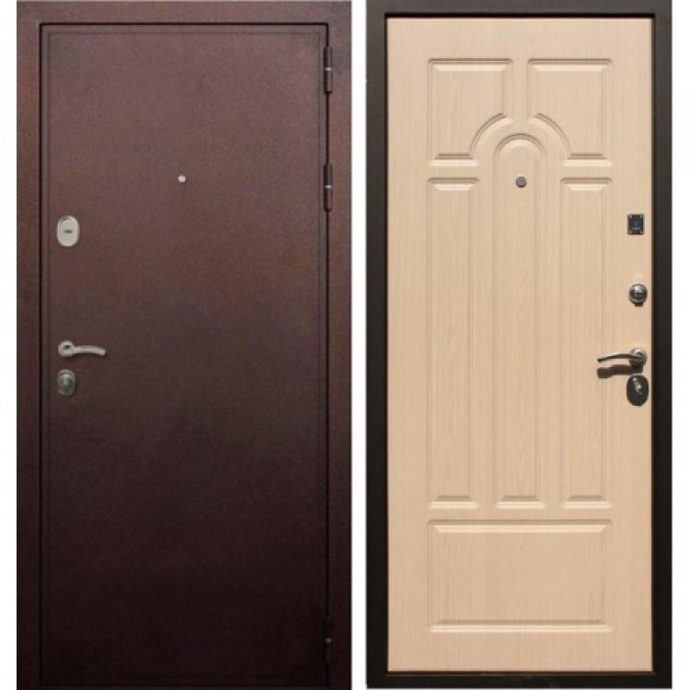 Входная металлическая дверь Горизонт 40