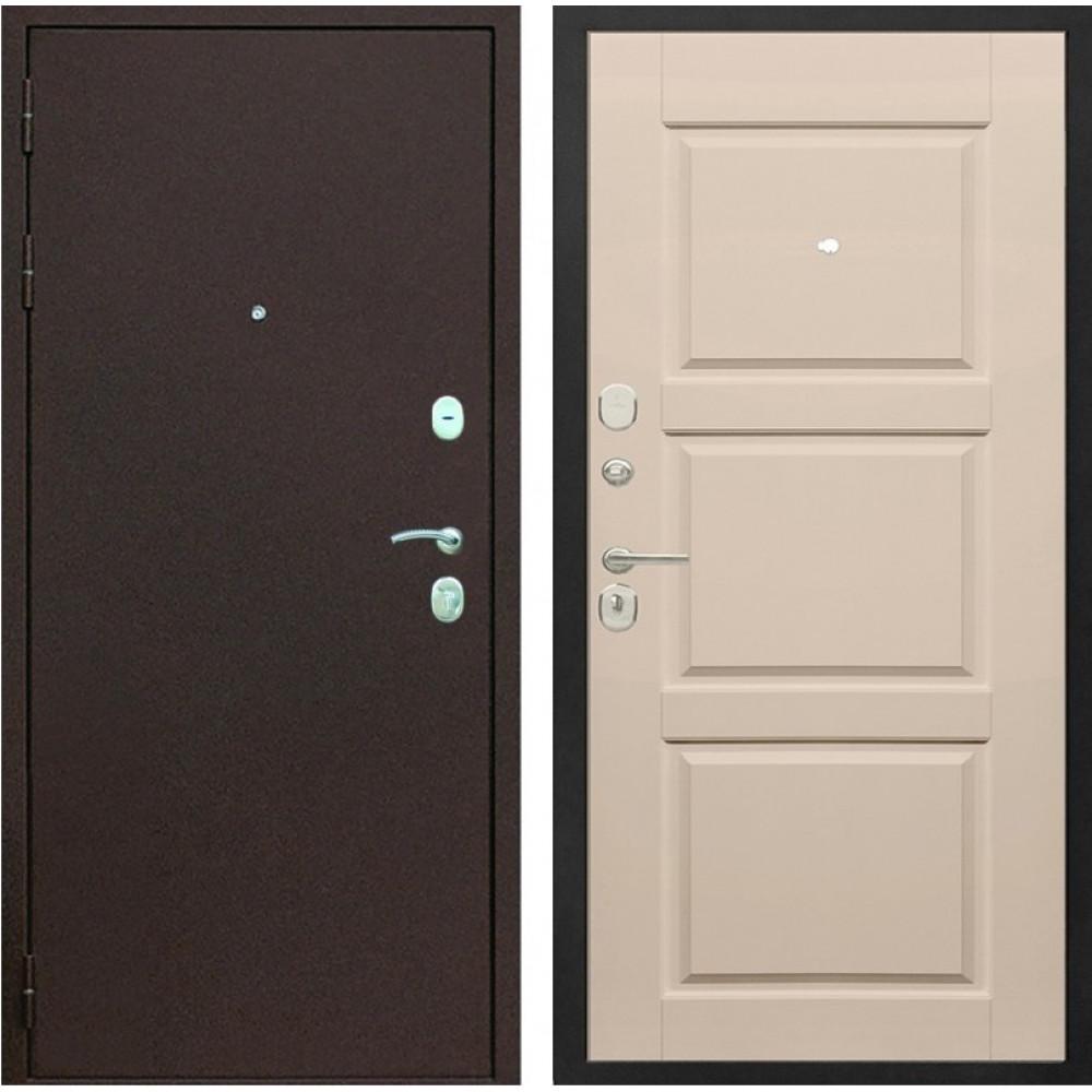 Входная металлическая дверь Мега 6