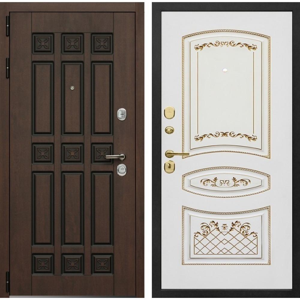 Входная металлическая дверь Мега 195