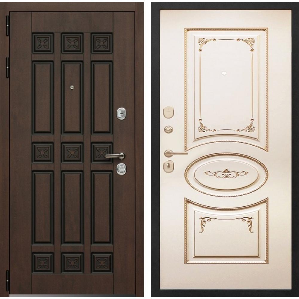 Входная металлическая дверь Мега 201