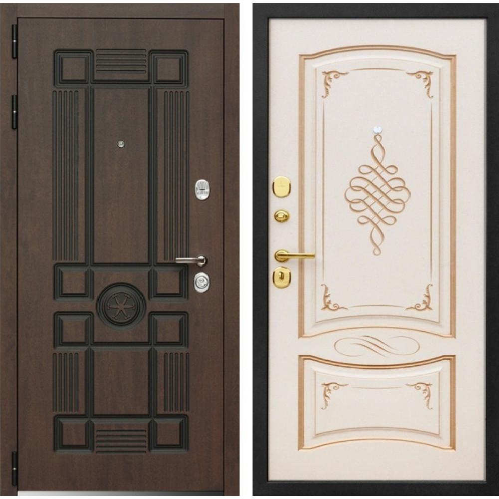 Входная металлическая дверь Мега 202