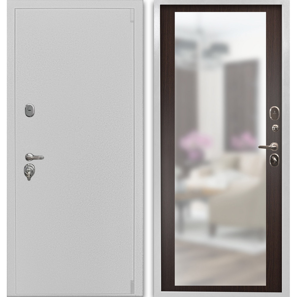 Входная металлическая дверь Люкс 60