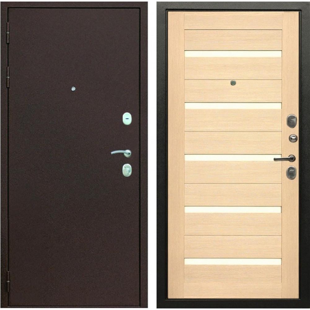 Входная металлическая дверь Мега 8