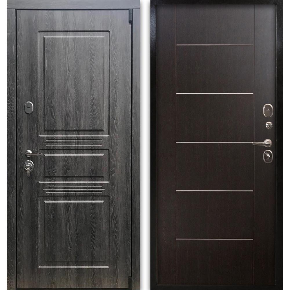 Входная металлическая дверь Люкс 69