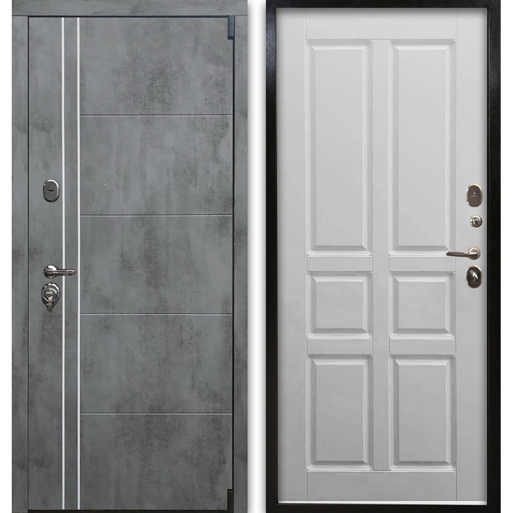 Входная металлическая дверь Люкс 70
