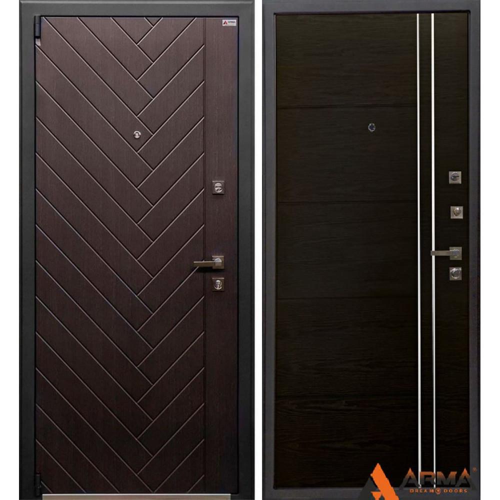 Входная металлическая дверь Арма 6