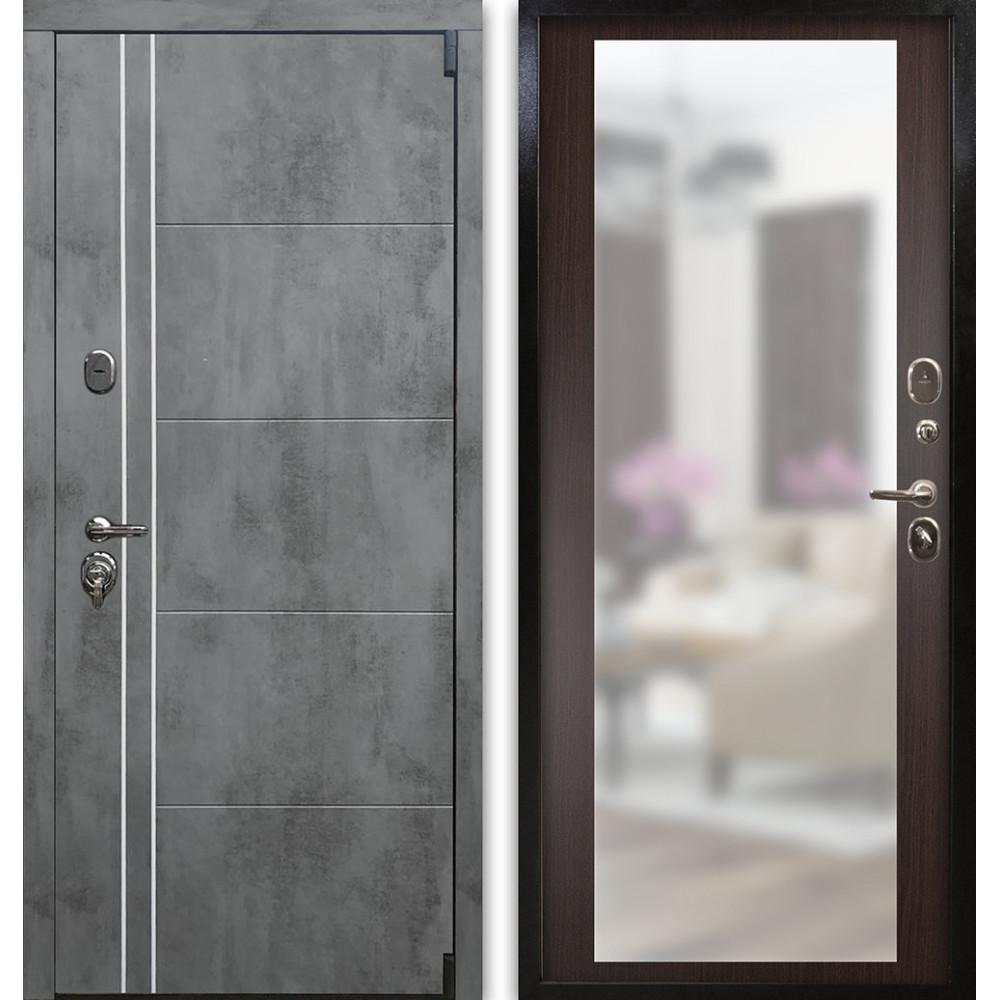 Входная металлическая дверь Люкс 72