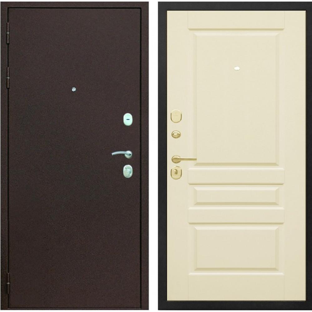 Входная металлическая дверь Мега 10