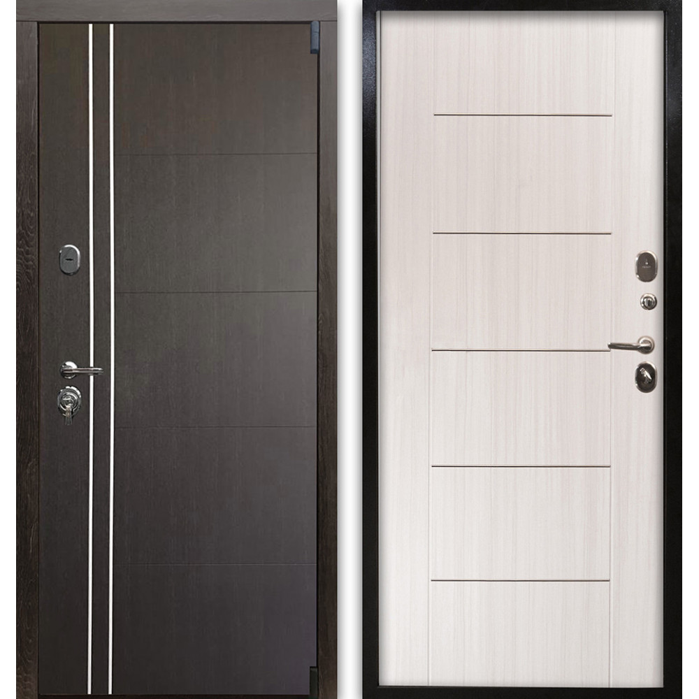Входная металлическая дверь Люкс 82