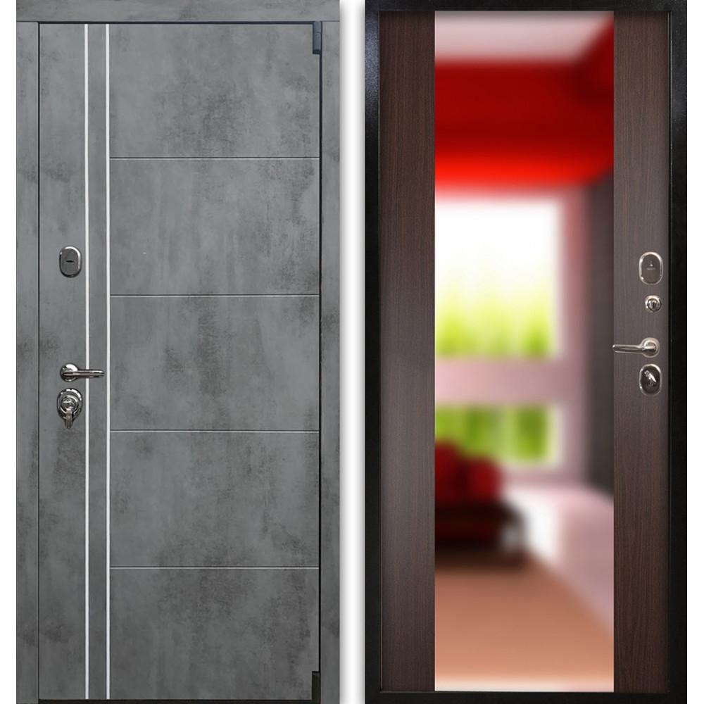 Входная металлическая дверь Люкс 87