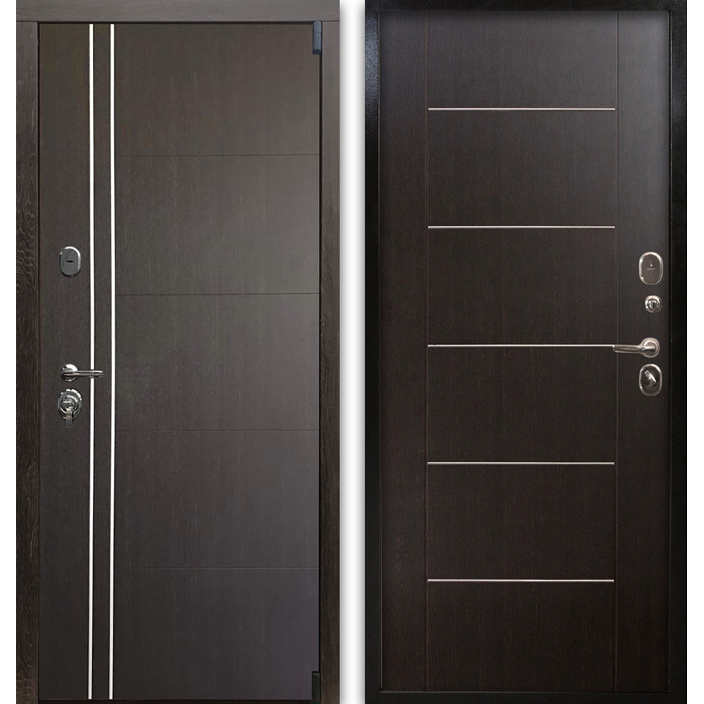 Входная металлическая дверь Люкс 88
