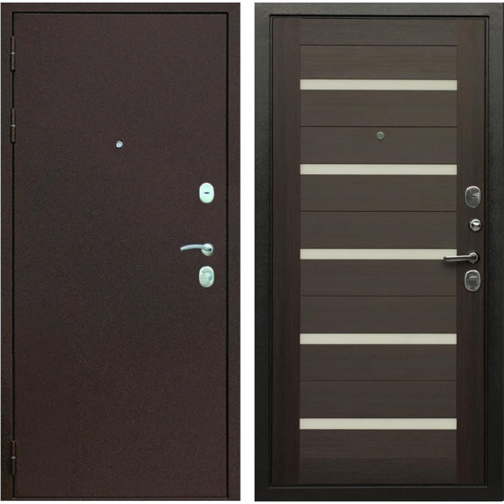 Входная металлическая дверь Мега 11