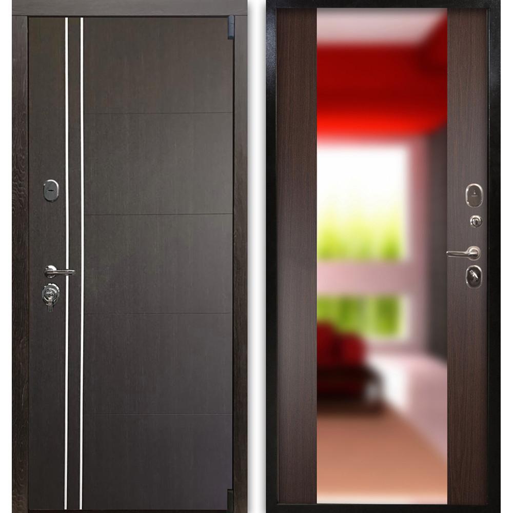 Входная металлическая дверь Люкс 91