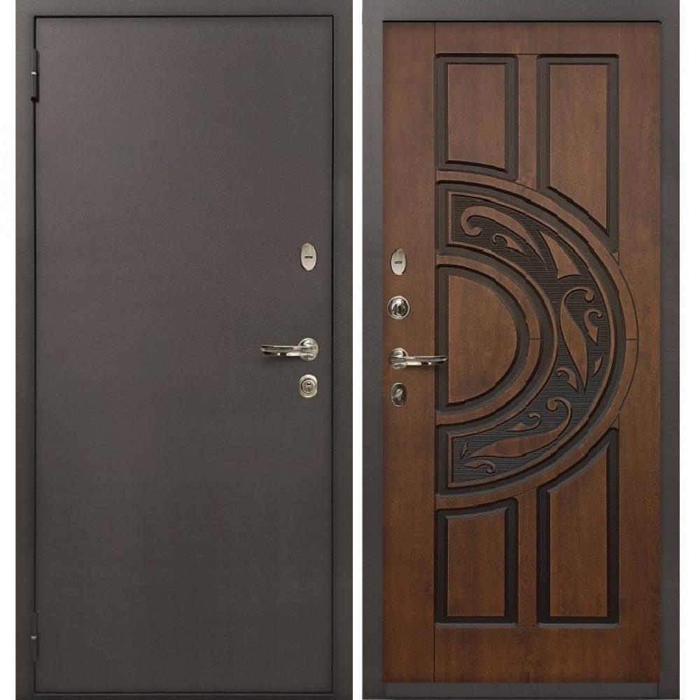 Входная металлическая дверь Лофт 52