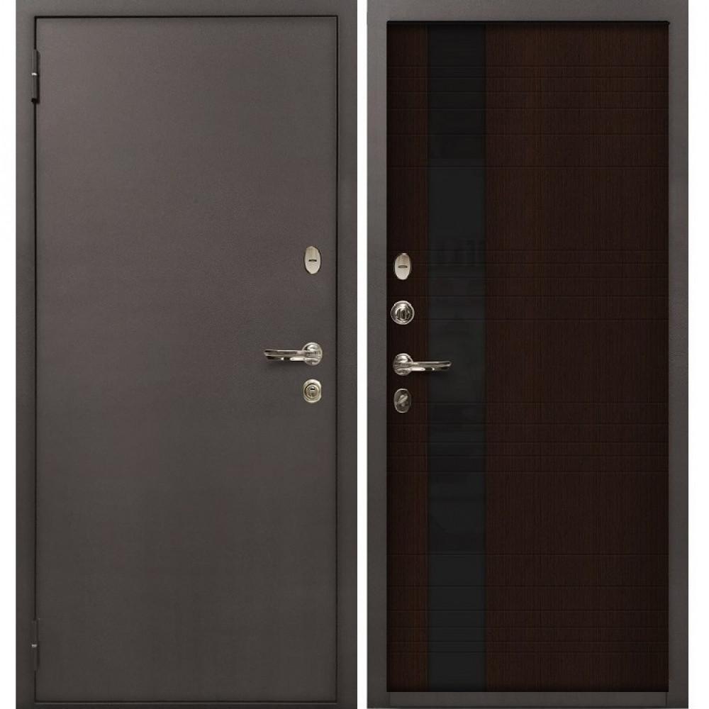 Входная металлическая дверь Лофт 55