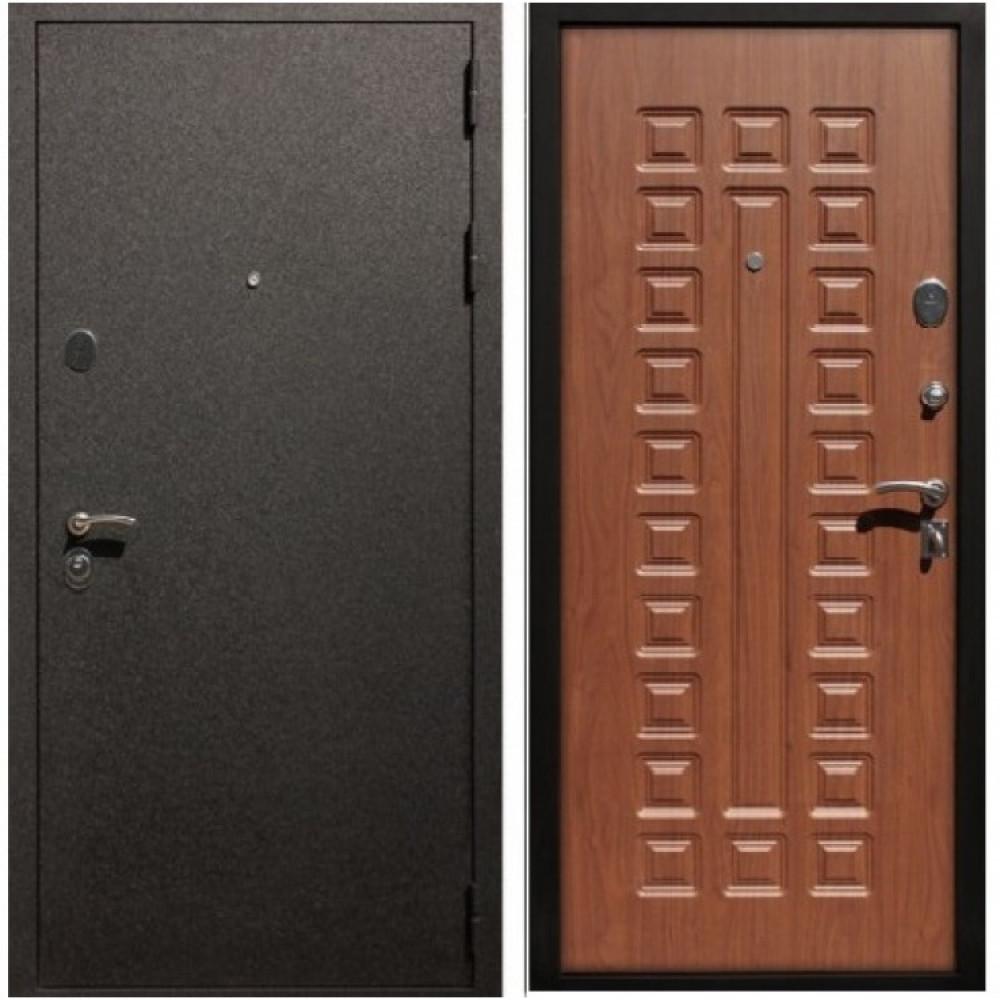 Входная металлическая дверь Горизонт 58