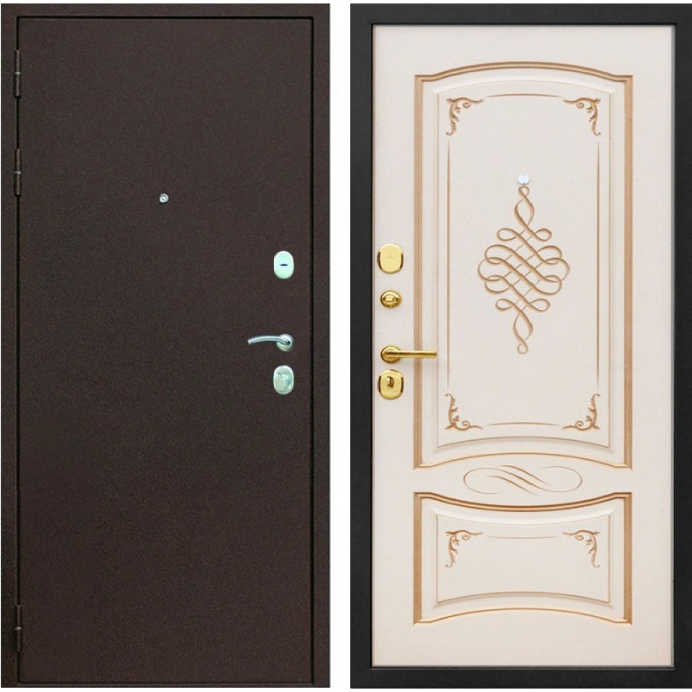 Входная металлическая дверь Мега 18