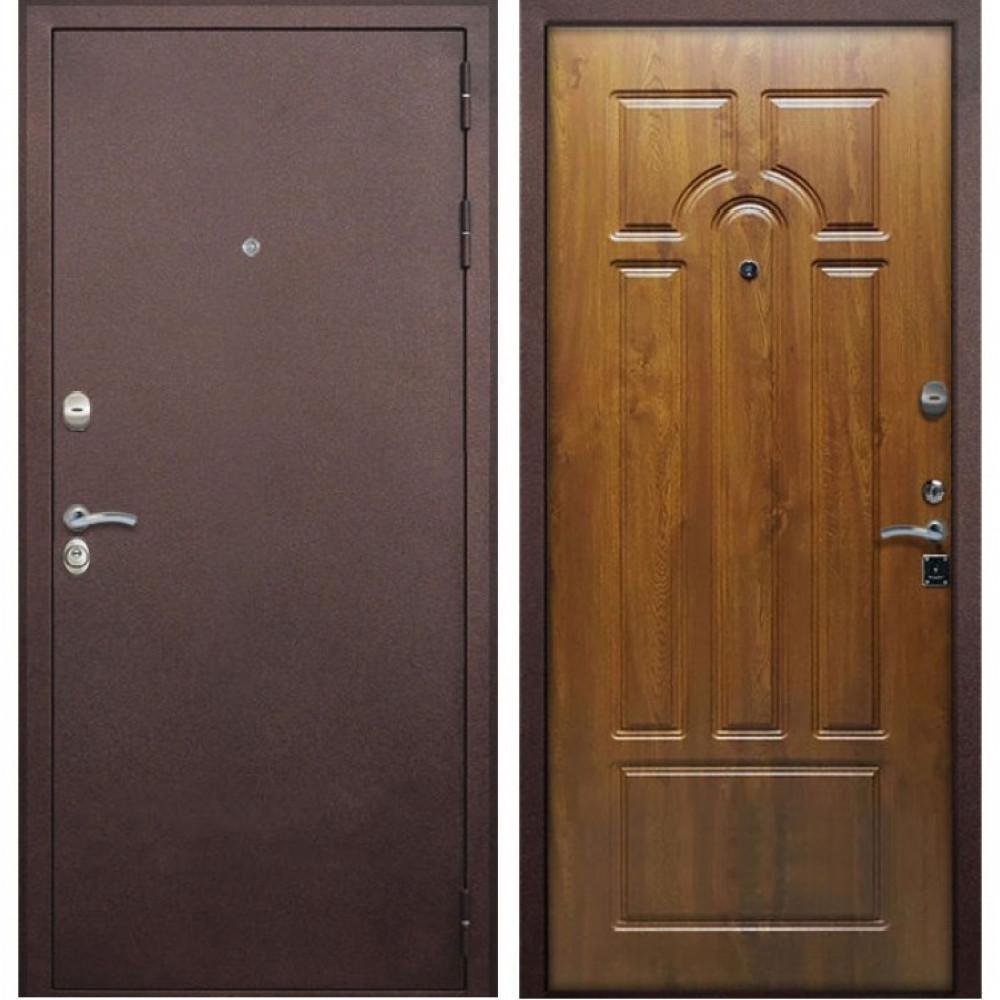 Входная металлическая дверь Горизонт 66