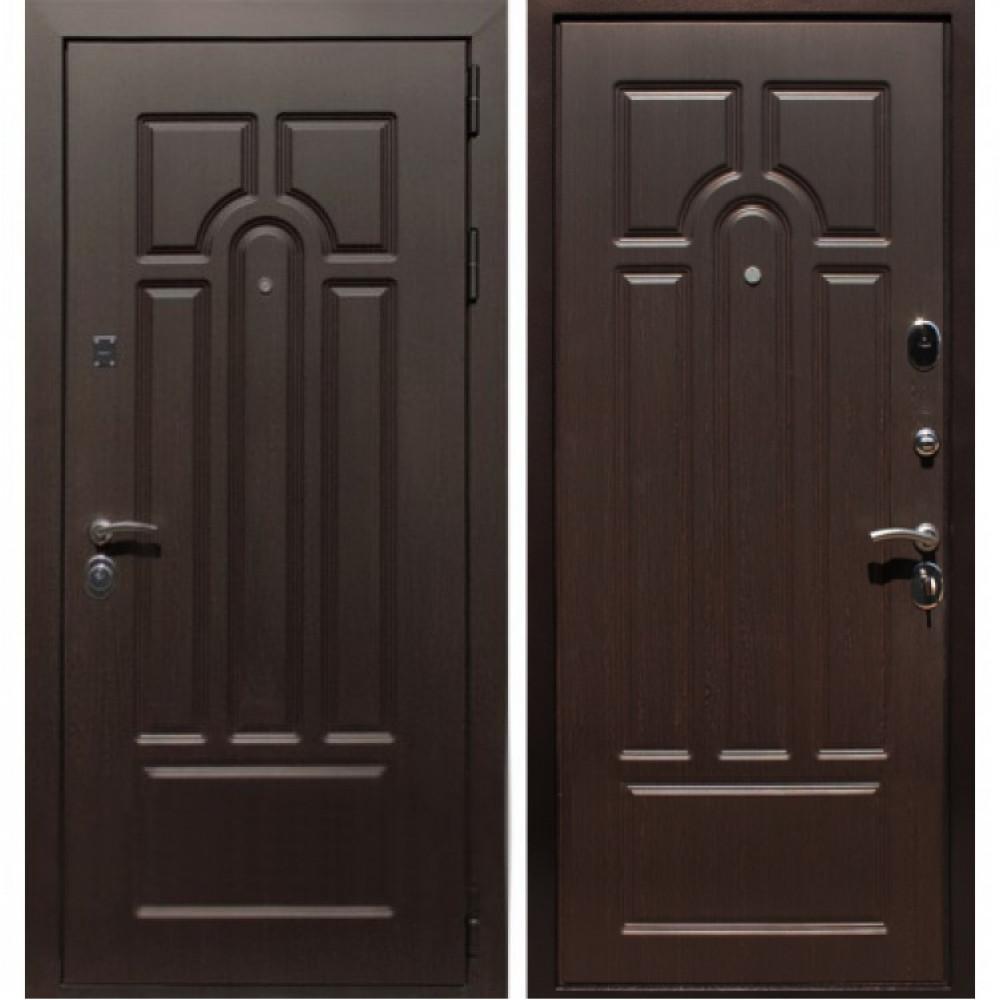 Входная металлическая дверь Горизонт 67