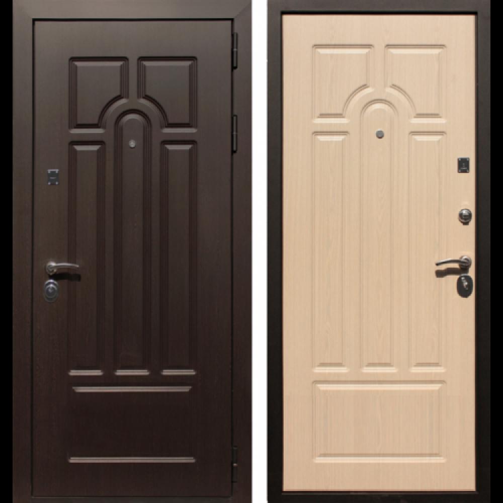 Входная металлическая дверь Горизонт 68