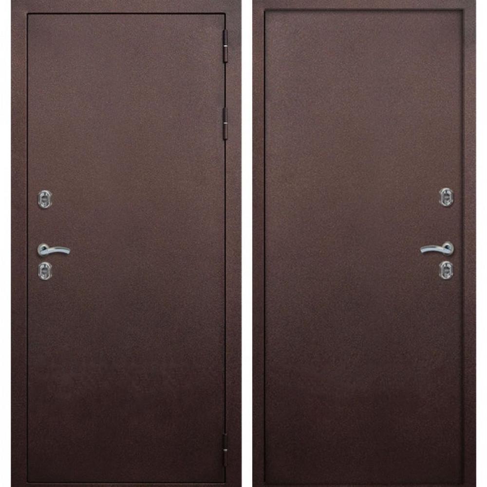 Входная металлическая дверь Горизонт 81