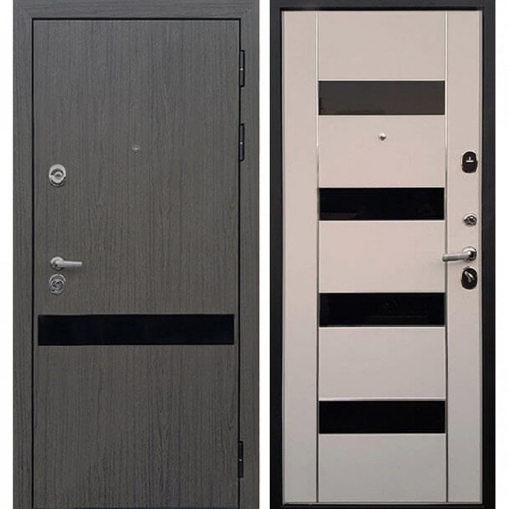 Входная металлическая дверь Горизонт 87