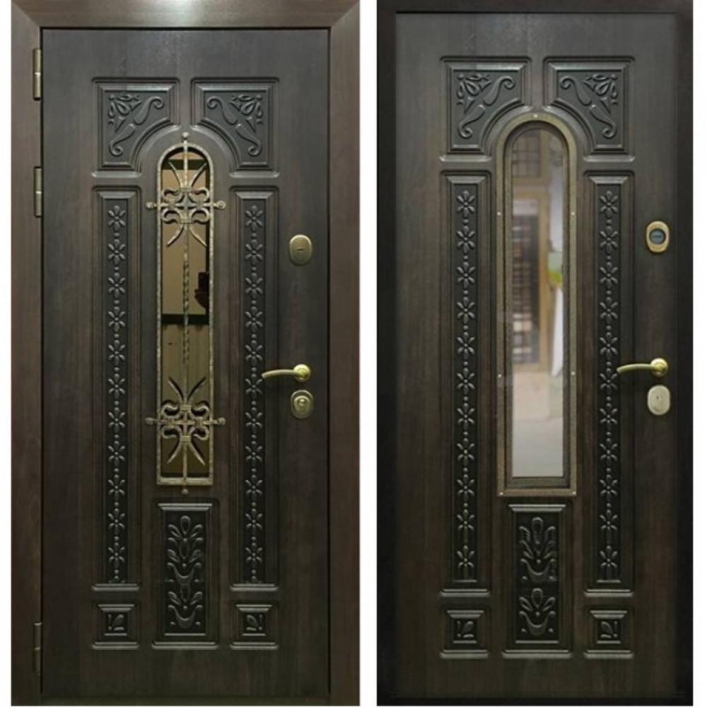 Входная металлическая дверь Горизонт 94