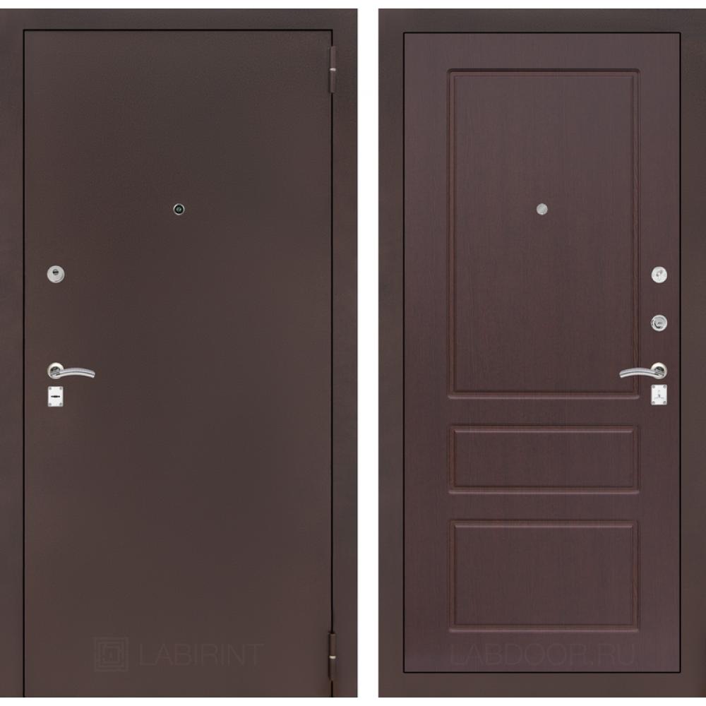 Входная металлическая дверь Дорс 8