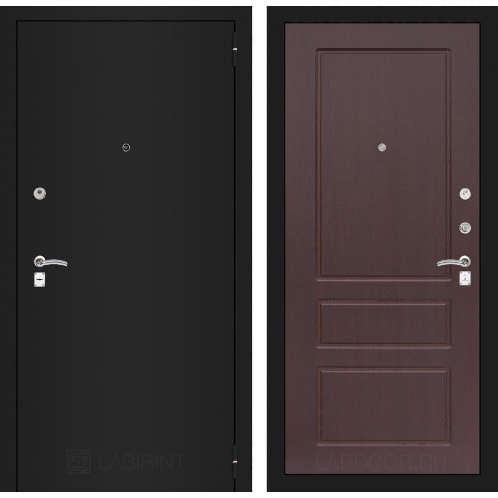 Входная металлическая дверь Дорс 12
