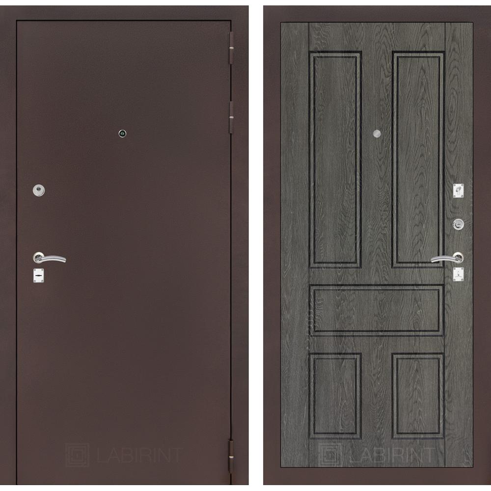Входная металлическая дверь Дорс 17