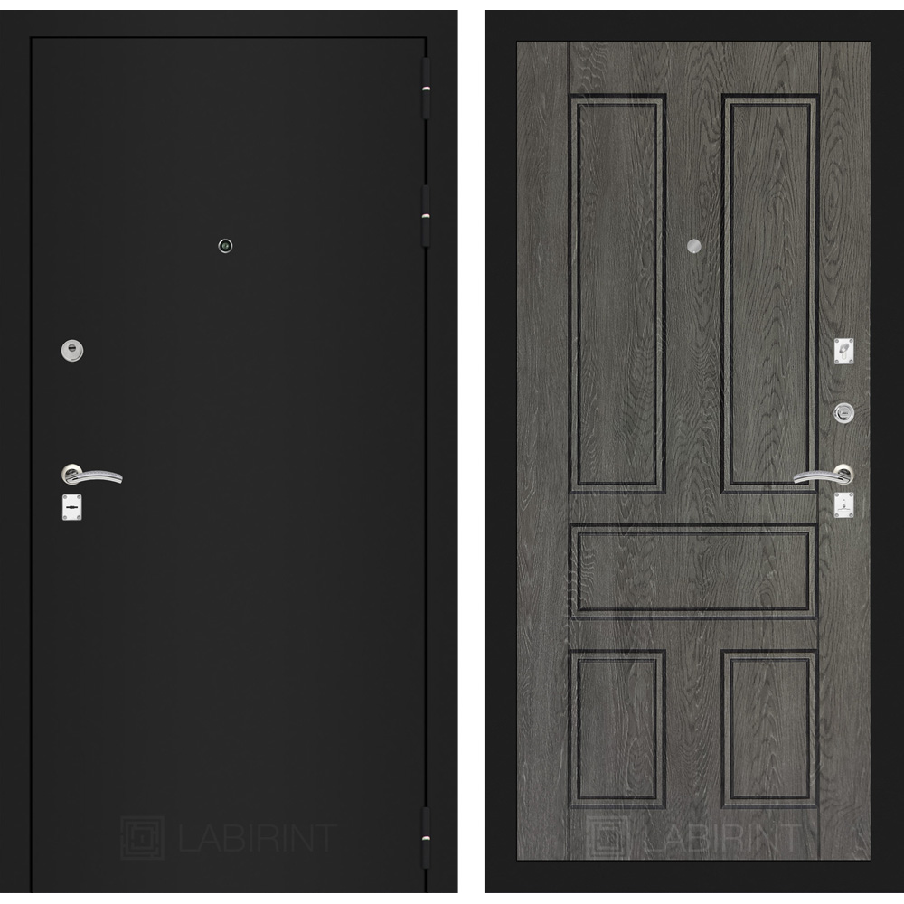 Входная металлическая дверь Дорс 18