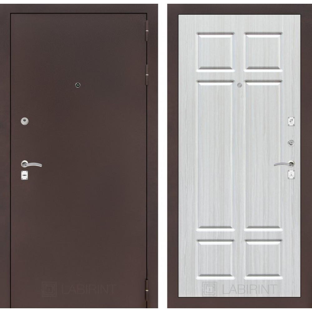 Входная металлическая дверь Дорс 19