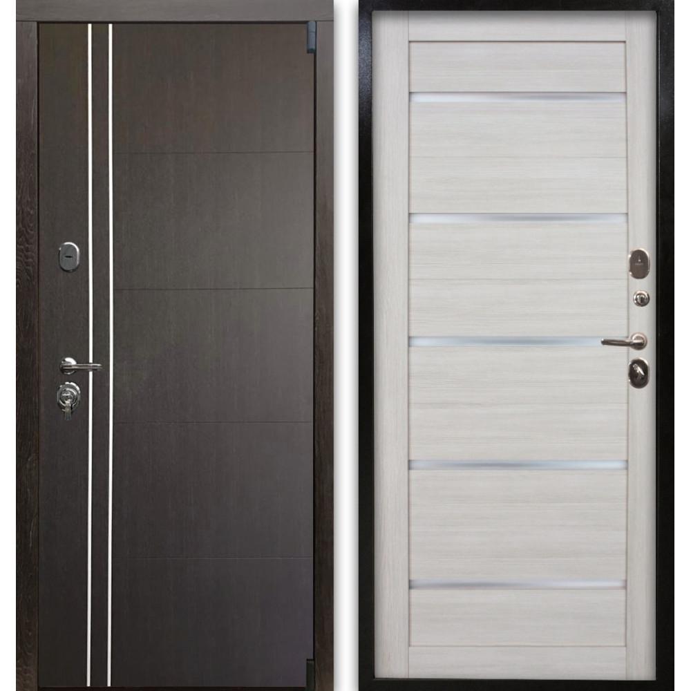 Входная металлическая дверь Люкс 100