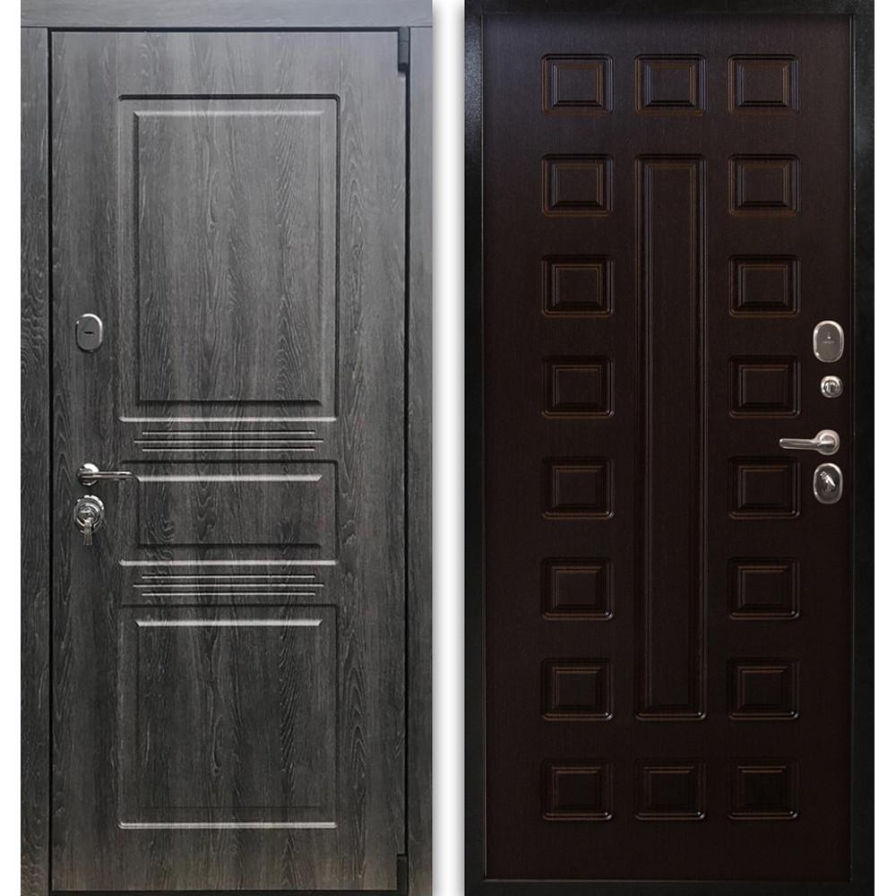 Входная металлическая дверь Люкс 101
