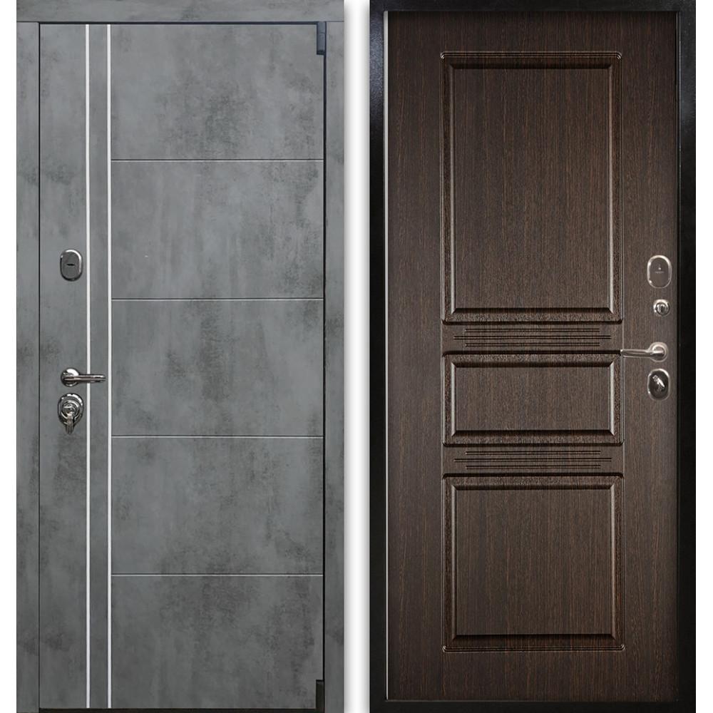 Входная металлическая дверь Люкс 102