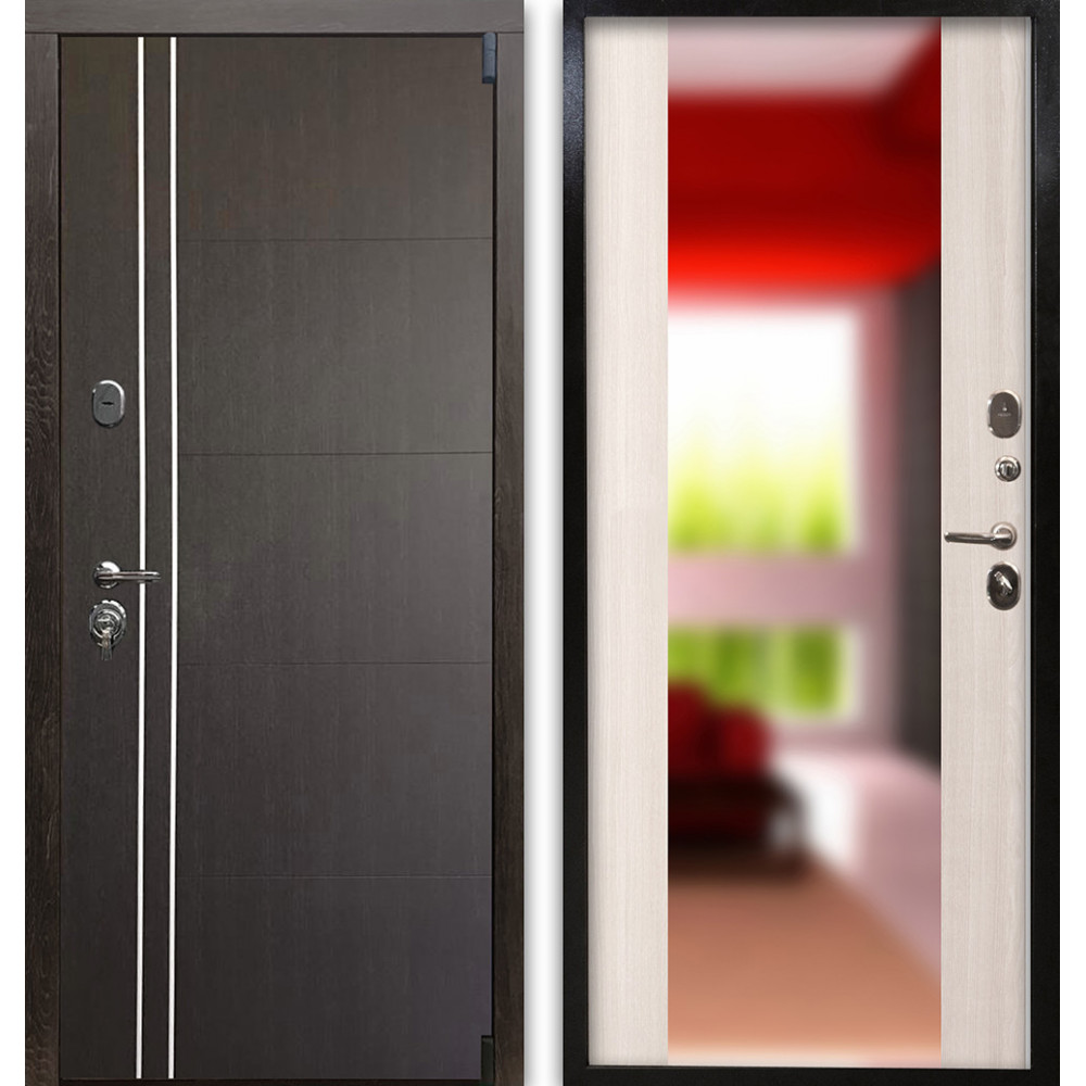 Входная металлическая дверь Люкс 103