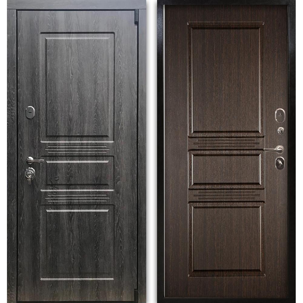 Входная металлическая дверь Люкс 106
