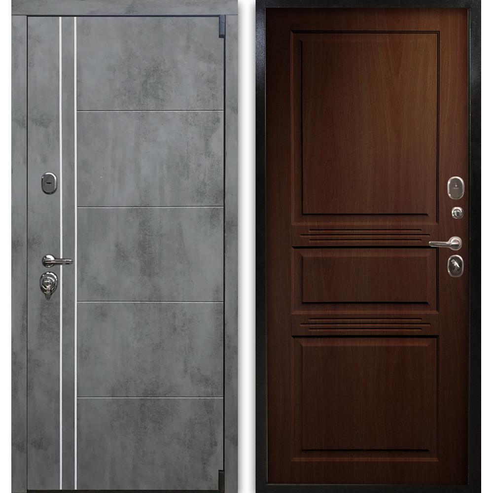Входная металлическая дверь Люкс 107