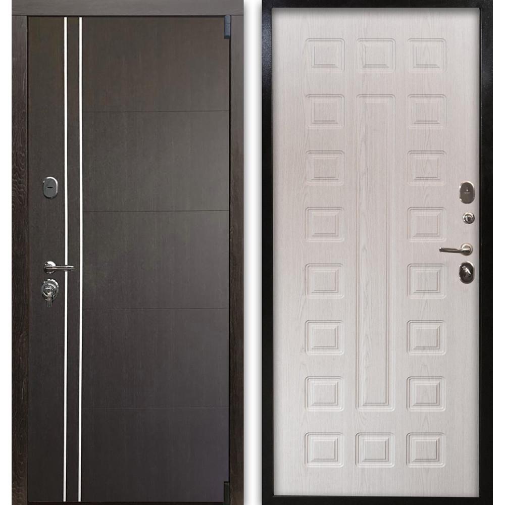 Входная металлическая дверь Люкс 108