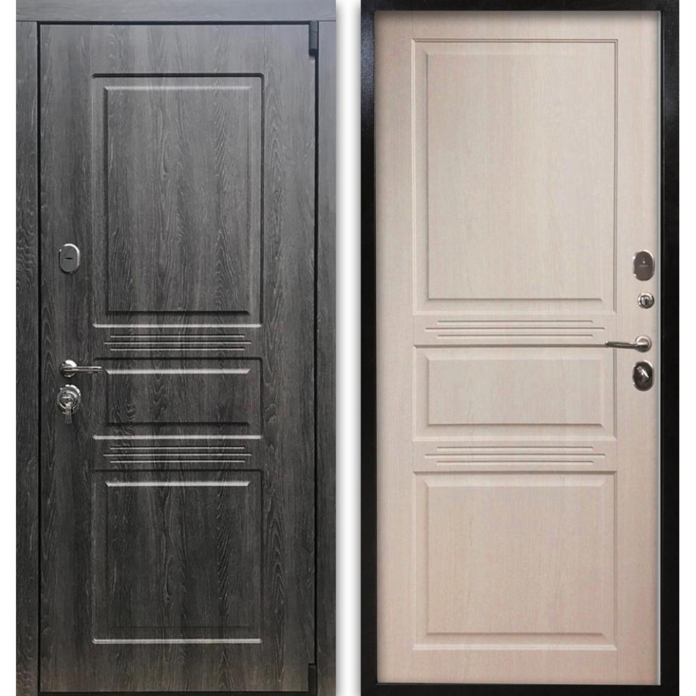 Входная металлическая дверь Люкс 112