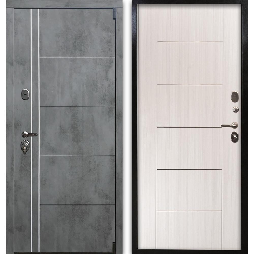 Входная металлическая дверь Люкс 113