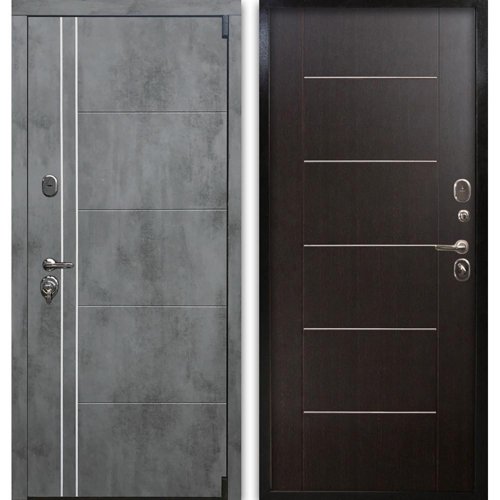 Входная металлическая дверь Люкс 116