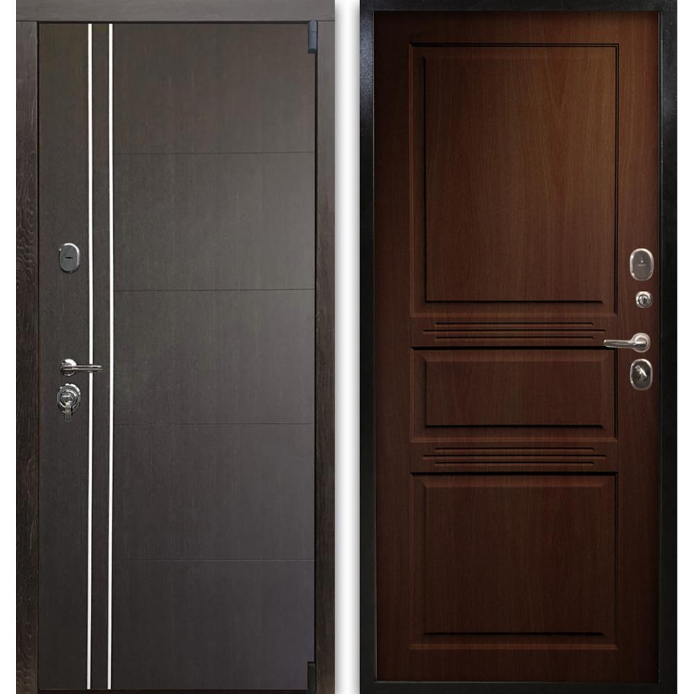 Входная металлическая дверь Люкс 117