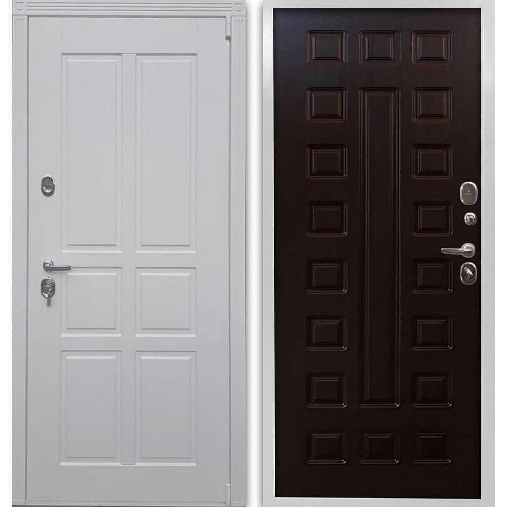Входная металлическая дверь Люкс 121
