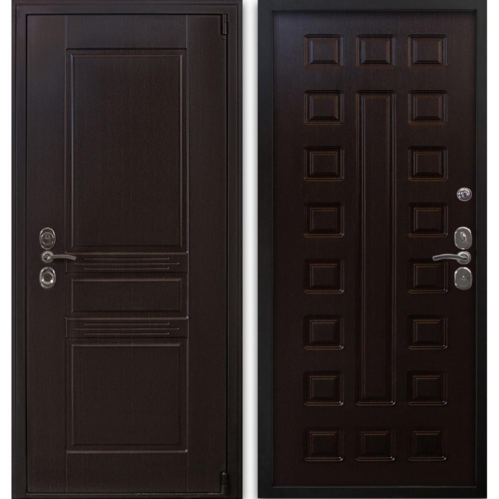 Входная металлическая дверь Люкс 122