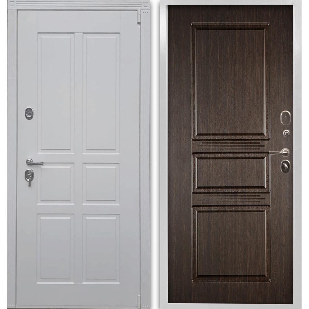 Входная металлическая дверь Люкс 124