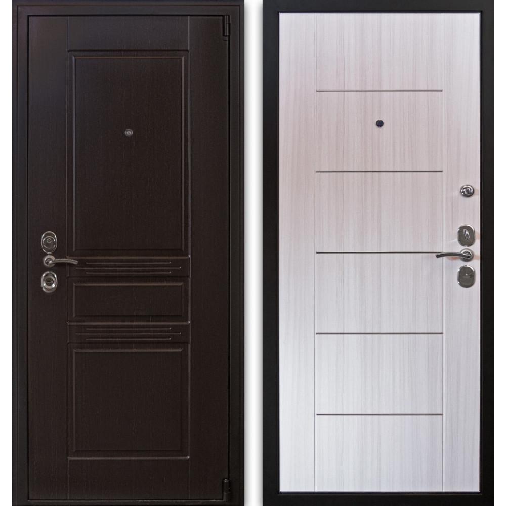 Входная металлическая дверь Люкс 136