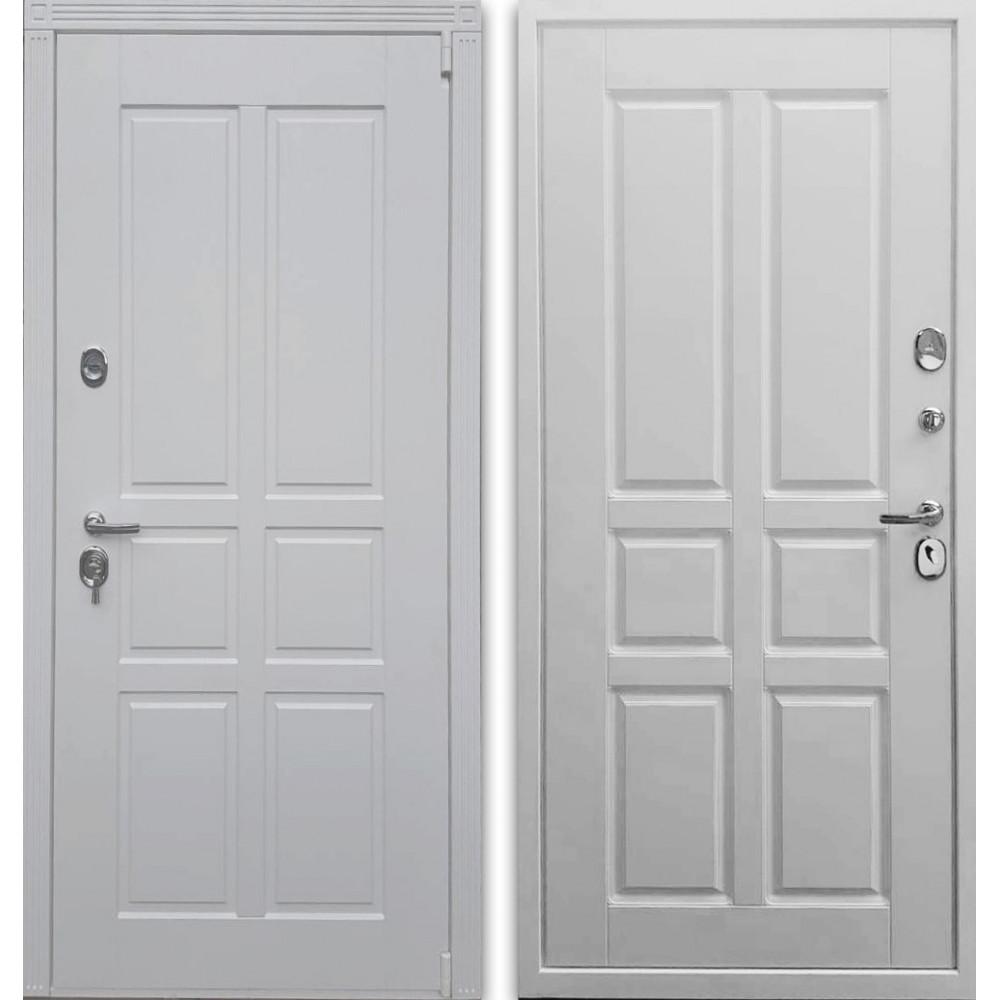 Входная металлическая дверь Люкс 138