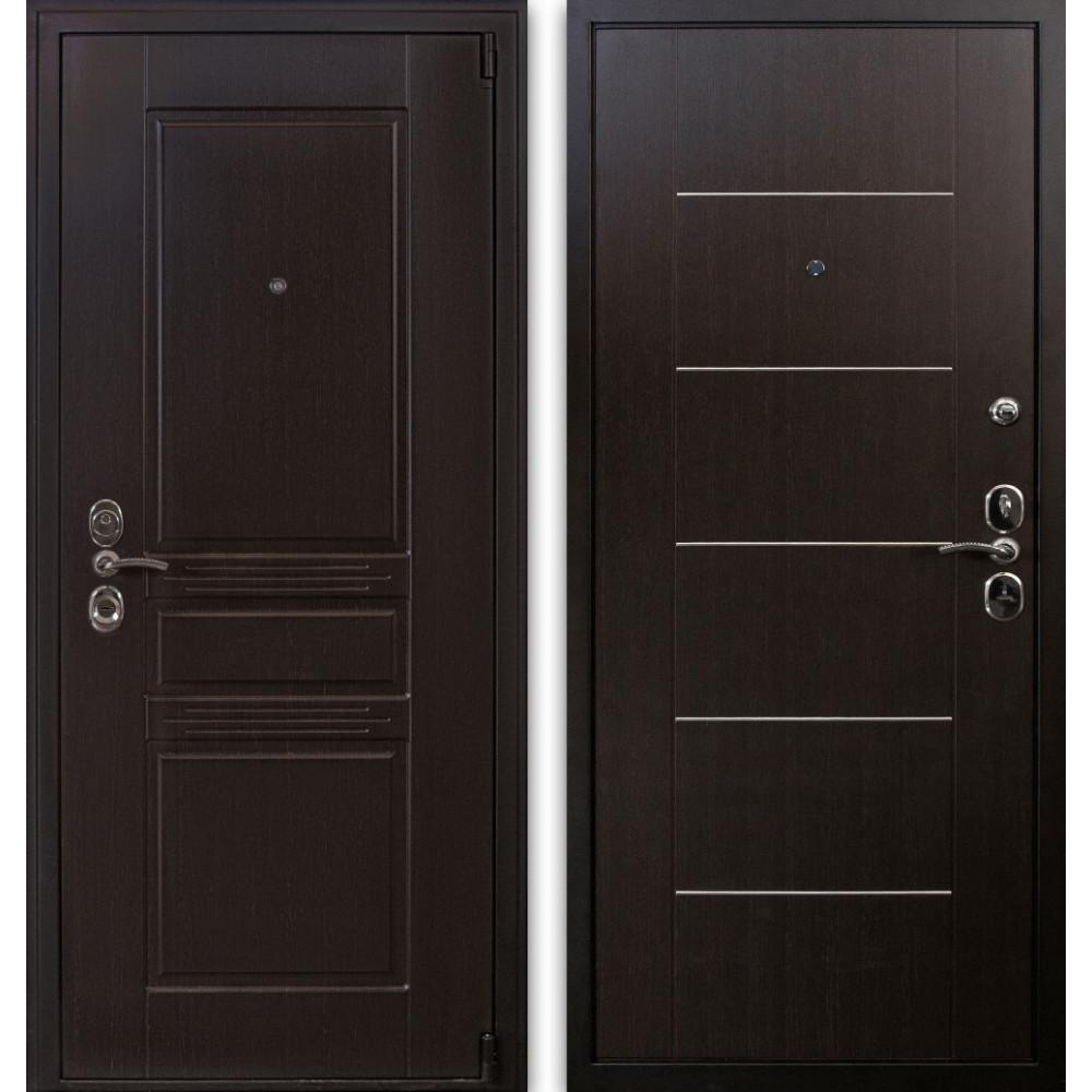 Входная металлическая дверь Люкс 140
