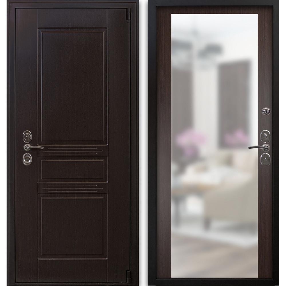 Входная металлическая дверь Люкс 142